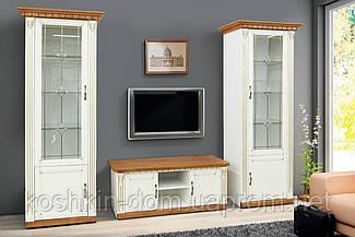Гостиная Freedom с тумбой TV массив дуба