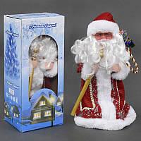 Дед Мороз С 23468 (48) музыкальный, в коробке(и7)