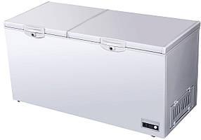 Морозильний лар EWT INOX CF518L