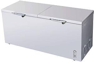Морозильний лар EWT INOX CF608L