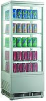 Шкаф-витрина холодильная EWT INOX RT98L