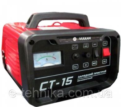 Зарядное устройство  Vulkan CT15 12/24В 20-150Ah