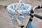 Велосипед Biria City Flair 26 Nexus 7 Blau Німеччина, фото 10