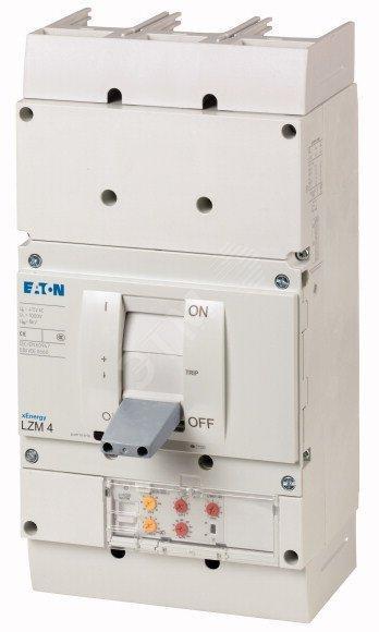Выключатель автоматический LZMN4-AE1600-I (1600А 50кА) Eaton (111981)