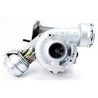 Новая турбина AUDI A4/A6 TDI, AFV/AWX/ASZ, (2000,2001,2003,2004,2008), 1.9D, 96/130 717858-0001