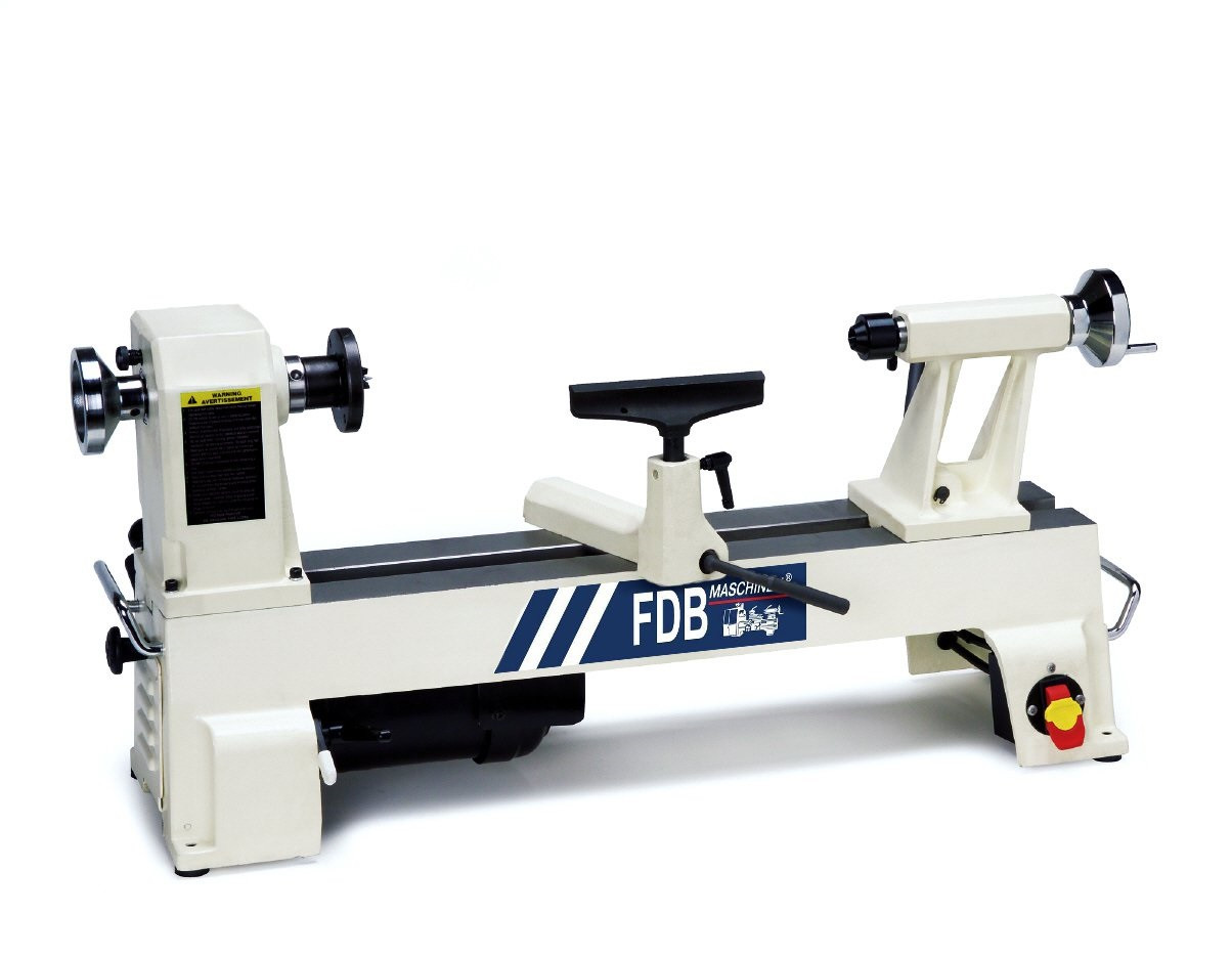Токарный станок FDB Maschinen DB1218