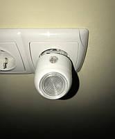 Светодиодный светильник ночник с фотореле RIGHT HAUSEN HN-07111 220V белый Код.57312