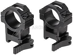Средние быстросъемные кольца  Air Precision 30 мм