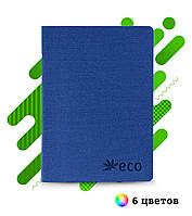 Ежедневник индивидуальный Eco 2018 (6 цветов), под нанесение логотипа