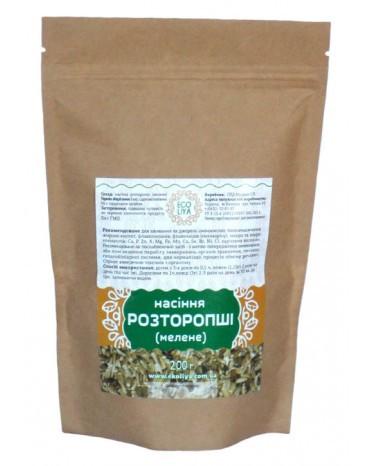 Семена Расторопши молотые, 200г