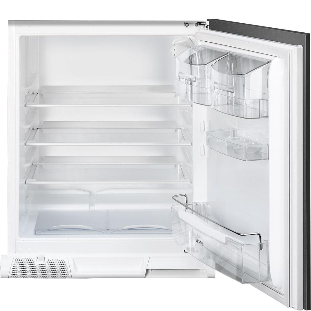Холодильник встраиваемый Smeg U3L080P1 монтаж под столешницу
