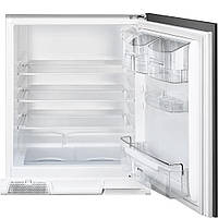 Холодильник встраиваемый Smeg U3L080P монтаж под столешницу