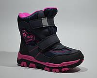 Зимние термо ботинки Том.М 8801-D (Размеры: 27-32)