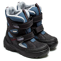 Зимние ботинки Флоаре (Капика), мембранные, для мальчика, размер 32-35