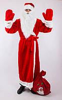 Карнавальный костюм Деда Мороза (взрослый)
