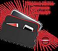 """Чехол для ноутбука Promate Zipper-L 15.6"""" Black, фото 6"""
