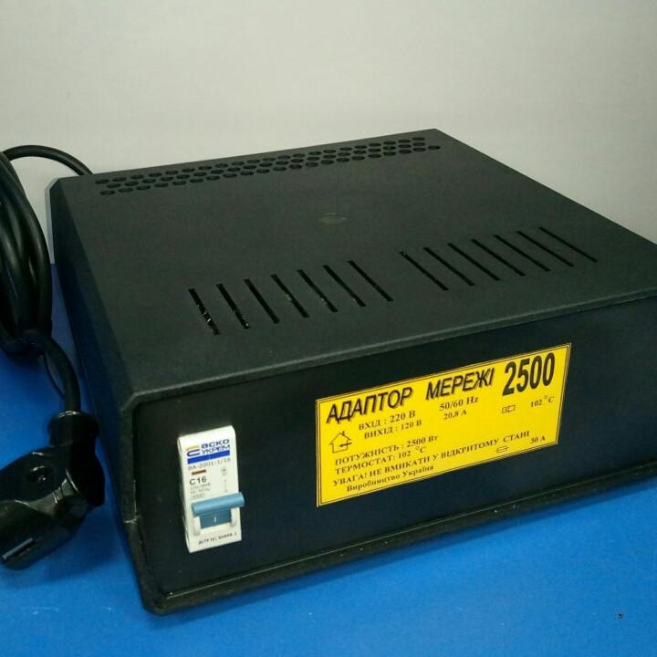 Преобразователь напряжения MU-1125w ( 2500W )