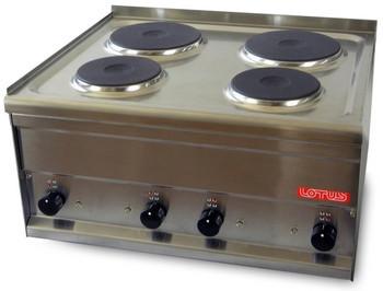 Плита электрическая LOTUS РС-2EM
