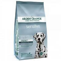 Arden Grange ADULT DOG Sensitive 6 кг - корм для чувствительных собак