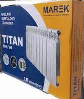 Радиатор биметаллический TITAN 500/96