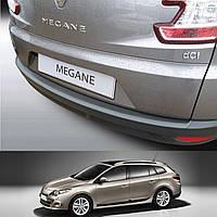 Накладка заднего бампера Renault Megane Grand Tourer III 2009-2016