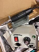 Аппарат для маникюра и педикюра (фрезер) Strong 90 (с металлическим наконечником)
