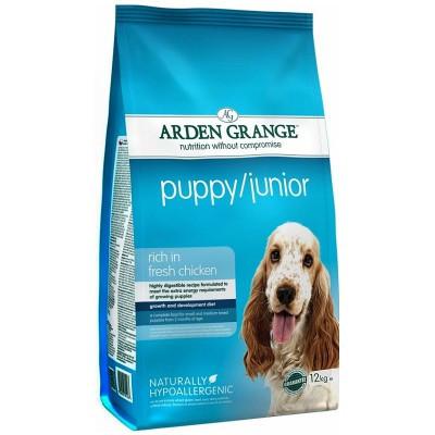 Arden Grange Puppy & Junior 6 кг – корм для щенков и молодых собак