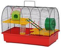 Клетка для хомяков Бунгало 4 люкс