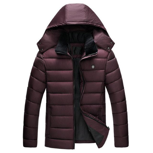 Мужская зимняя куртка СС7839