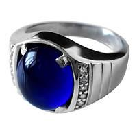 Серебряный перстень Лорд №39-5