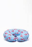 """Подушка для кормления """"розовый фламинго"""""""