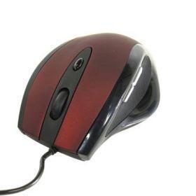 Мышь Defender Opera 880 R (52832) красная USB