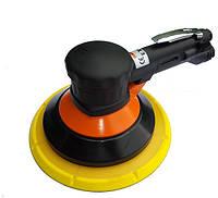 Шлифмашина орбитальная пневматическая профессиональная с самоотводом пыли Air Pro SA4198S