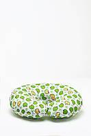 """Подушка для кормления """"зеленое яблоко"""""""
