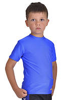 Футболка компрессионная Berserk Sport MARTIAL FIT blue