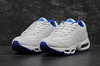 Зимние кроссовки Nike 95, белые