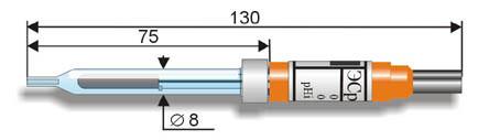 Электрод сравнения ЭСр-10107 лабораторный
