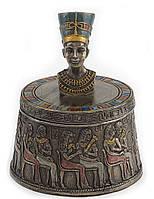Коллекционная статуэтка Veronese Бюст Нефертити WU77105A4
