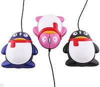 Компьютерная мышка Пингвин