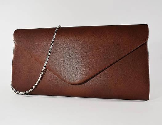 Клатч женский кожаный Garms Claire Акция 1+1=3