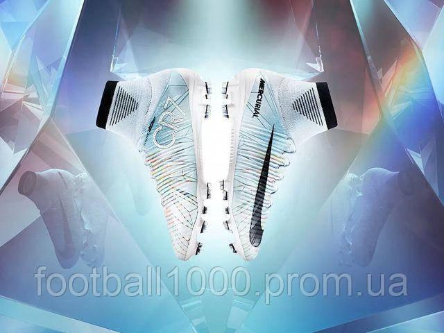 d8b10d2b ... Бутсы футбольные Nike Mercurial SuperFly V CR7 FG 852511-401, фото 5