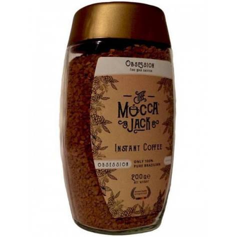 Кофе растворимый Obsession The Mocca Jack 200г, фото 2