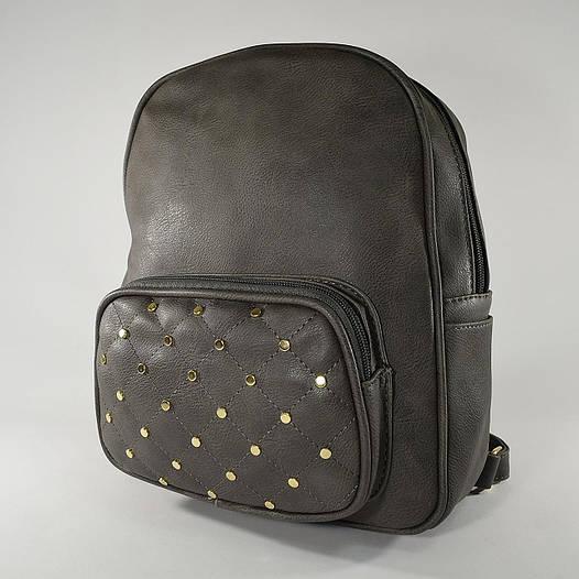 Городской рюкзак с заклепками Garms Margaret Акция 1+1=3