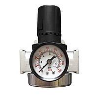 "Регулятор давления (редуктор) 1/4"" Air Pro R802"