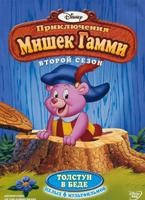 DVD-диск Пригоди Ведмедиків Гаммі. Том 2 (епізоди 43-48) (США) Дісней