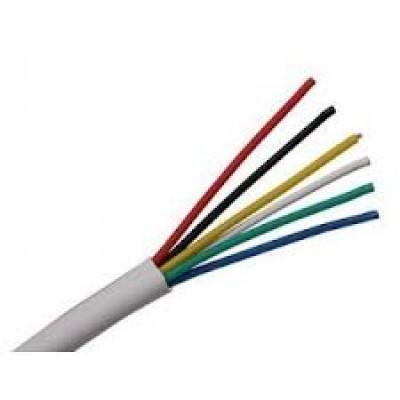 Сигнальный кабель 6*0,22 (100 метров) экранированный