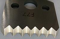 Профильные ножи CMT 690.077 (Профиль для сращивания)