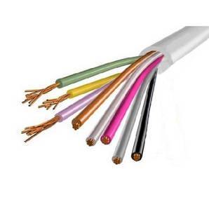 Сигнальний кабель 8*0,22 (продаж від 5 метрів) екранований