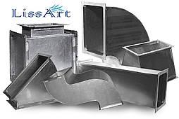 Производство воздуховодов из нержавеющей и оцинкованной стали