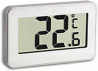 Термометр TFA для холодильника цифровой, белый, 43х68х14мм 30202802 (30202802)